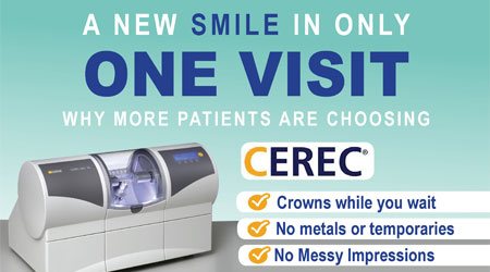 Same-Day Crowns | Paul Family Dentistry Yazoo City, MS